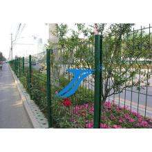 Barrière de sécurité 3D triangulaire