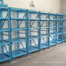 Soporte estándar para moldes de acero para palets