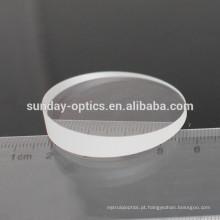 Prisma de cunha de vidro bk7 óptico