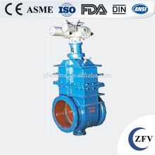 water seal double disc gas gate valve