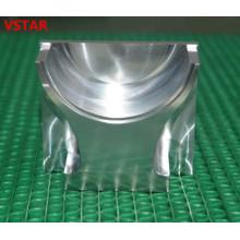 Подгонянный CNC высокой точности подвергая механической обработке алюминиевые механически части РВС-0963