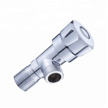 SS304 Stainless Steel Brass Angle Valve