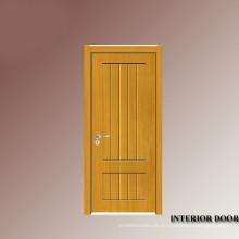 Sul Africano amarelo cor portas material de madeira de pinho