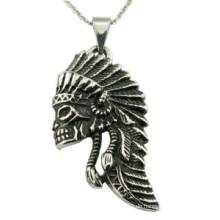 Kundenspezifische Stahl Halskette