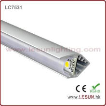 12V SMD2835 Aluminum LED Strip Light with PC Cover LC7531