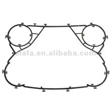 GEA NT100L related epdm plate heat exchanger gasket and plate