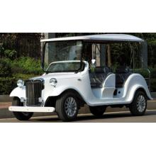 Ретро электрический классический автомобиль