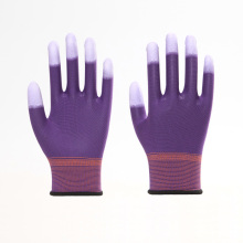 13G PU Top Coated Safety Gloves