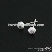 Hot sale cheapest 925 silver stud earrings