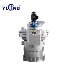 Yulong Wood xgj pellet molding machine