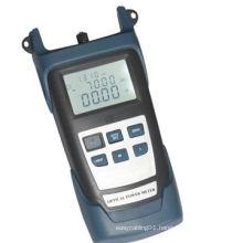 Portable Optical Power Meter for Maintenance of Optical Fiber Network