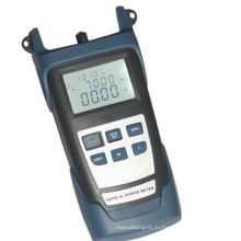 Портативный оптический измеритель мощности для обслуживания оптоволоконной сети