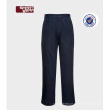 Casaco de logotipo personalizado define calças de trabalho mulheres ou homens uniformes trabalhando trouses