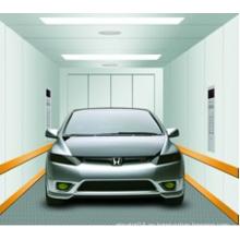 Ascensor de automóvil con acabado de acero pintado (apertura central) Xr-H03