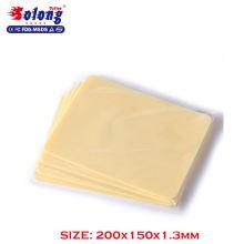 Solong heißes Verkaufsprodukt Hohe Qualität doppelte Seiten Kleine leere dauerhafte Tätowierung des Silikons üben Haut für Anfänger