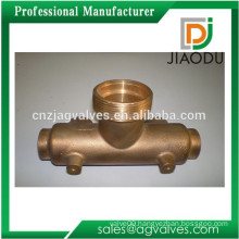 Design hot sell brass casting cnc machine