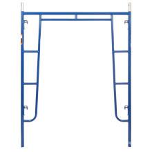 best selling h frame/ ladder frame scaffolding OEM/walk through h scaffolding frame