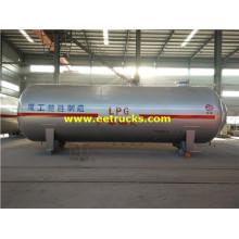 60000 लिटर घरेलू प्रोपेन स्टील गैस टैंक