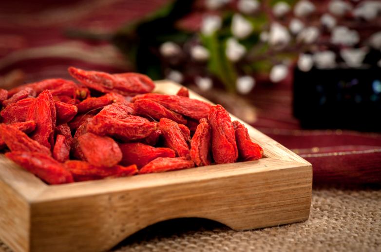 Health Benefits Goji Berries