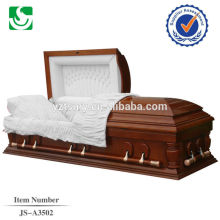 American classic style casket made in china with nice looking