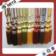 curtain accessory tassel for home textile tassel tieback