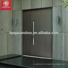 Custom Entrance Doors, Double Swing Copper Fire Door, Quality Bronze Door