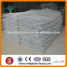 Caixas Gabion de boa qualidade e colchões Reno (ASTM 975 --- A maior fábrica de Gabion na China