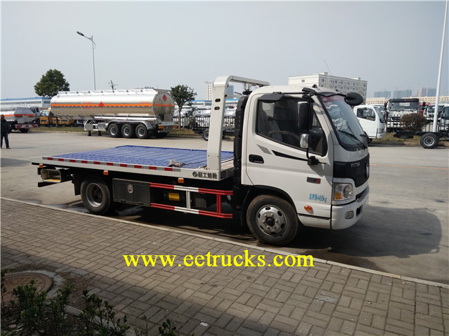Foton Tow Truck Wheel Lift