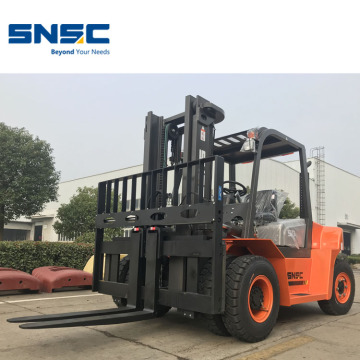 Forklift Heavy 5 Ton Diesel Container Lifting Equipment