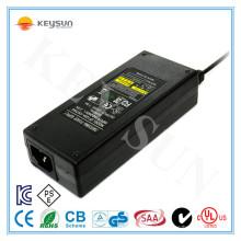 Ac à dc 220v 12v adaptateur de commutation d'alimentation 12v 7a alimentation 84 watts puissance de transformateur 7000ma avec certificat CE UL1310