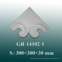 Moderne klassische Wandecke Dekorative Polyurethan-Leisten