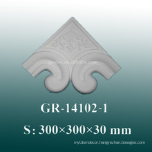 Modern Classical Wall Corner Decorative Polyurethane Mouldings