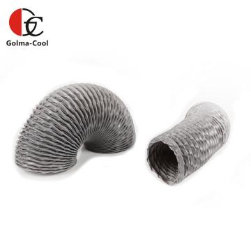 Conduit d'échappement de ventilation stratifié par PVC de papier d'aluminium