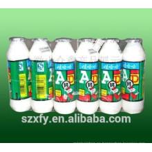 Bolsas de plástico para bebidas transparentes OPP / PE