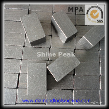 Diamond Drill Bit Segment for Marble Stone Cutting
