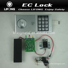 código de la combinación de 3 a 6 dígitos cerradura electrónica barata para caja fuerte