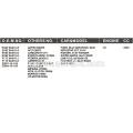 EMBRAYAGE DE VENTILATEUR DE REFROIDISSEMENT AUTOMATIQUE POUR FORD E99Z 8A616-B E99Z 8A616-A E69Z 8A616-D E69Z 8A616-F F1TZ 8A616-J F1TZ 8A616-H ZZM7-15-150