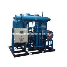 Heatless Regenerative Adsorption Desiccant Natural Gas Dryer