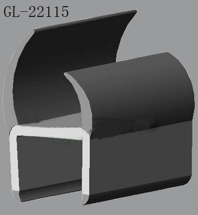 PVC Rubber Seal Gasket For Container Door