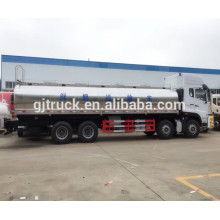 5000L 6000L 7000L 8000L HOWO fresh milk tank truck/milk transport truck/ milk transfer truck/milk tank trailer