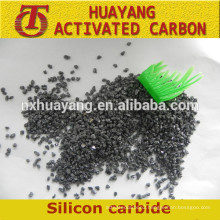 Sic 98%min black silicon carbide for refractory and abrasives