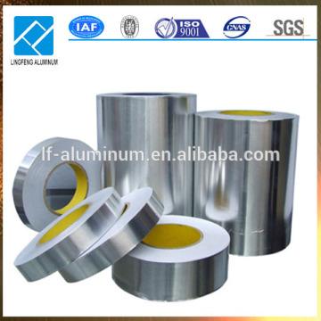 Aluminiumfolie für Behälter mit konkurrenzfähigem Preis in Rolle