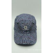 Dye Printing 100% Polyester Baseball Golf Cap (ACEK0051)