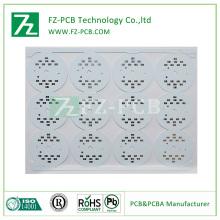 Mentol LED Mc logam aluminium teras PCB