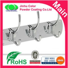 high gloss bonded chrome powder coating