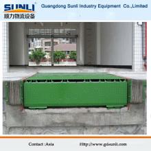 Einstellbare industrielle Lagerungs-Gabelstapler-Ladedock-Ausrüstung