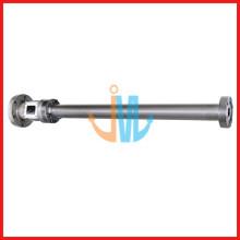 Parafuso e cilindro para máquina de extrusão e laminação de chapas