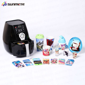 Sunmeta Mini 3D Sublimation Phone Case Machine Price
