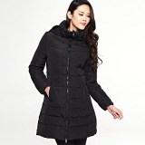 Lady Long Down Jacket (AM001)