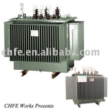 10kV drei Phase Ölbad Power Transformer S9-M-30 ~ 2500/10